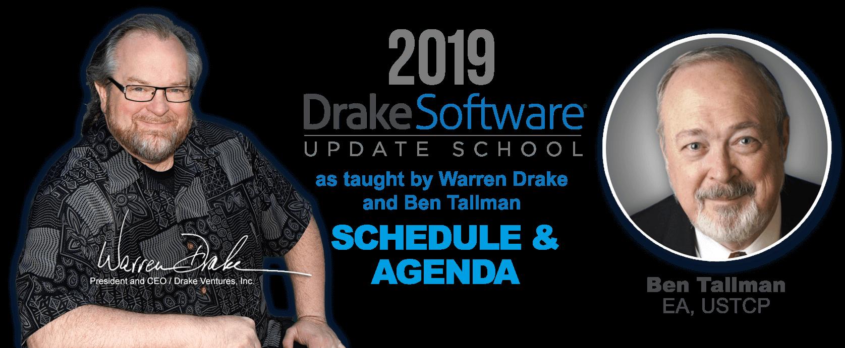 Update Schools - Drake Ventures Incorporated